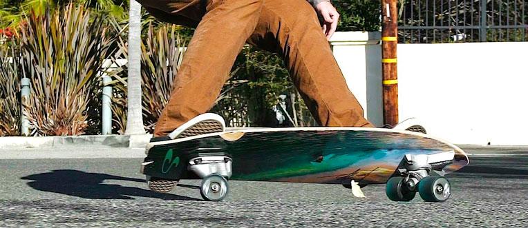 surfskate hilft Ihnen, Ihr Surfen zu verbessern