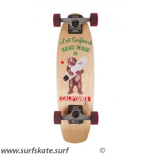 surfskate lost handmade