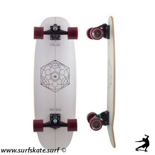 surfskate carver proteus