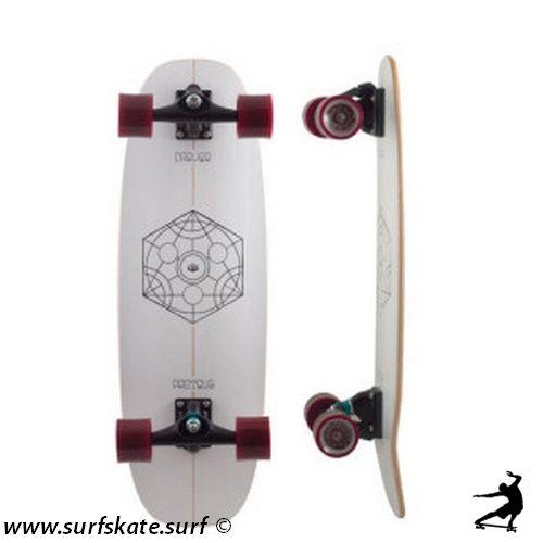 surfskate carver proteus