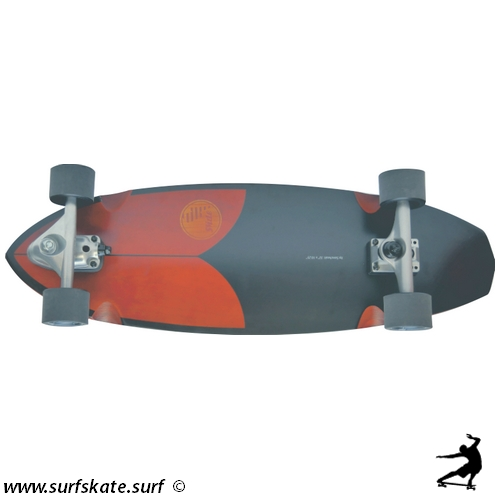 Surfskate slide DIAMOND SINGLE 32""