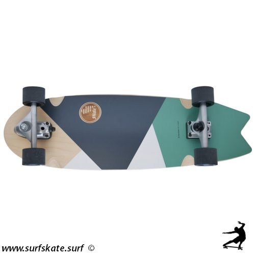 Surfskate slide Swallow 16 33""