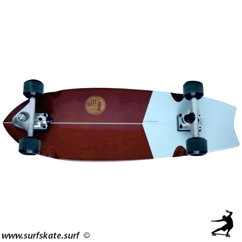 Surfskate slide Fish TRACTION