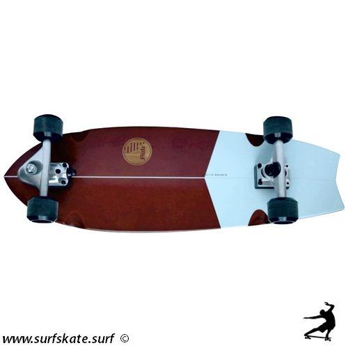 Surfskate slide Fish TRACTION