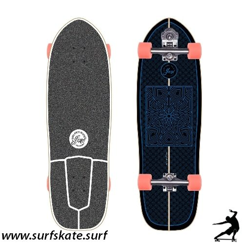 "surfskate yow Snappers 32.5"" High Performance Series"