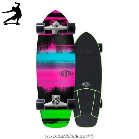 """Surfskate Carver Triton Nitron 28"""""""