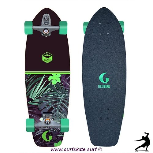 Glutier surfskate nayarit green 31