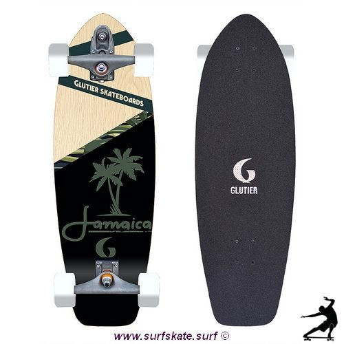 glutier surfskate jamaica wood 31
