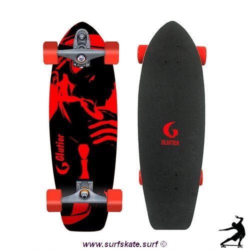 glutier surfskate la mafia gansta red 31