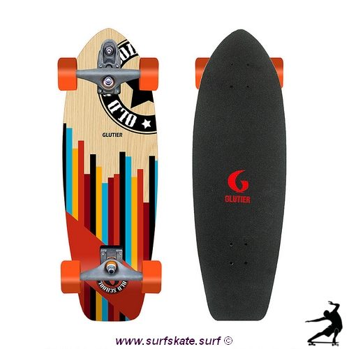 Gutier surfskate old school 31