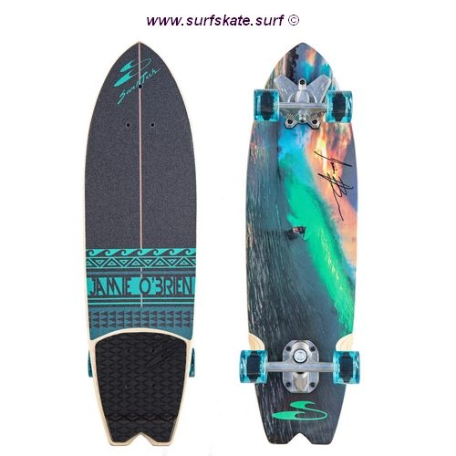 surfskate job swell tech modelo pipeline