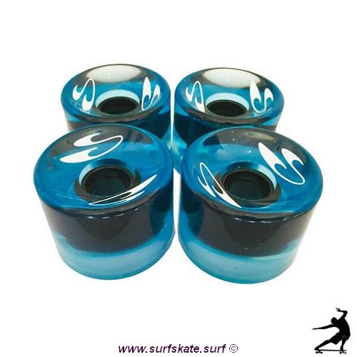 ruedas surfskate swelltech azul