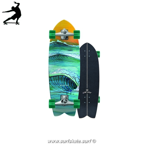 "Surfskate Carver Swallow 29"" CX"