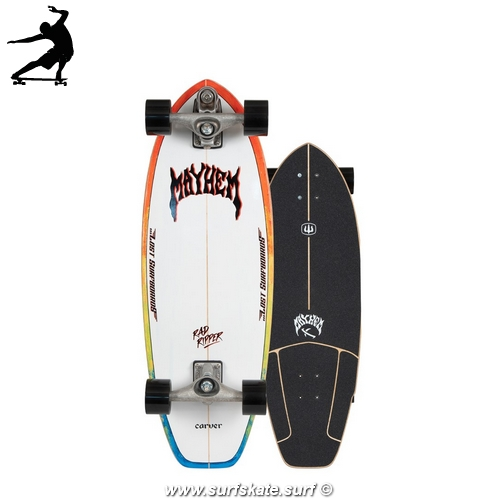 "Surfskate Lost Rad Ripper 31"" c7"