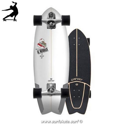 "Surfskate Carver Pod Mod CI 29.25"" c7"