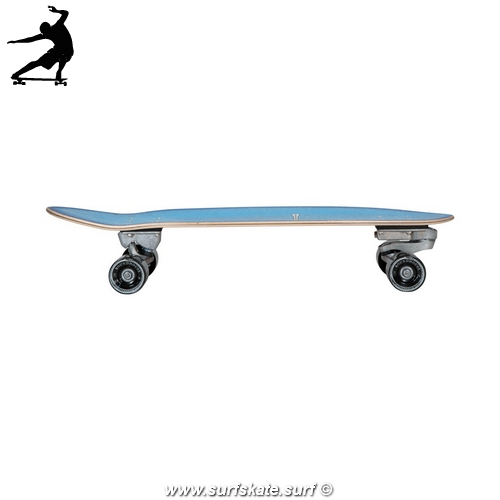 """Surfskate Carver Blue Haze 31"""""""