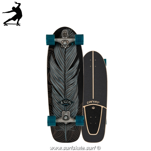 """Surfkate Carver Knox Quill 31.25"""""""