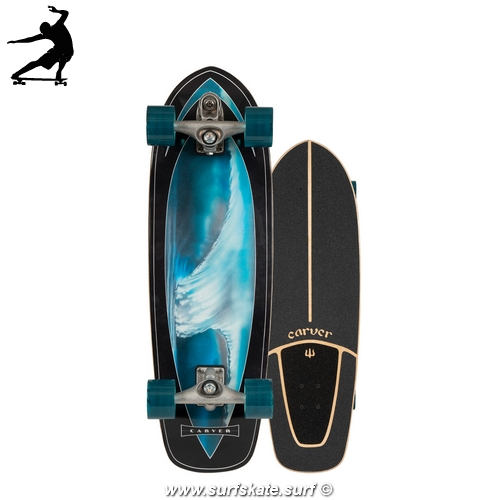 Surfskate Carver Super Surfer 32""