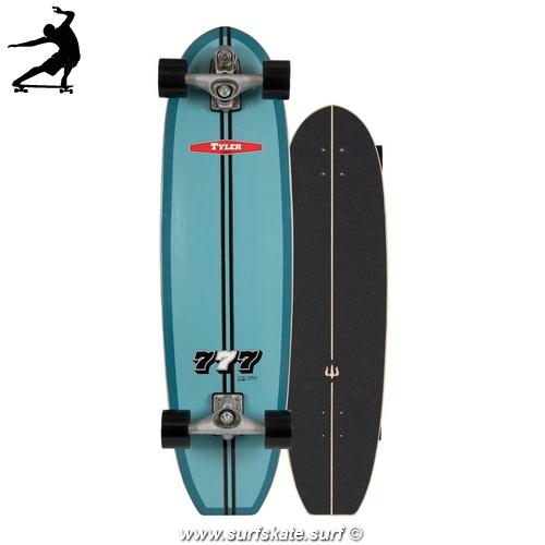 """Surfskate Carver Tyler """"777"""" 36.5"""""""