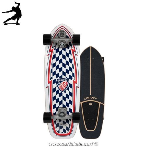 """Surfskate Carver Booster 30.75"""" c7"""