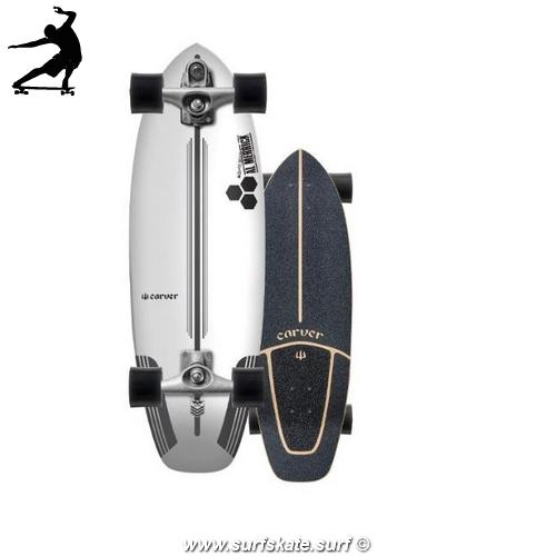 """Surfskate Carver CI Flyer 30.75"""" c7"""