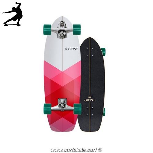"""Surfskate Carver Firefly 30,25"""""""