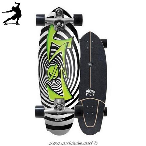 """Surfskate Carver Lost Maysym 30.5"""" c7"""
