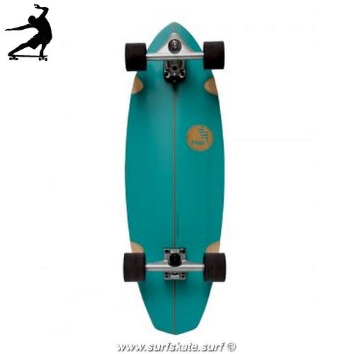 """Surfskate Slide Diamond Belharra 32"""" bottom"""