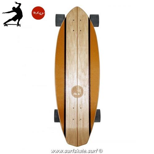 "Surfskate Slide Diamond Waimea 32"" top"