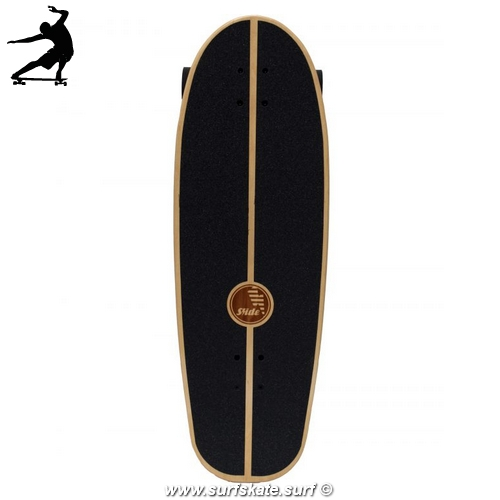 surfskate slide GUSSIE AVALANCHE top