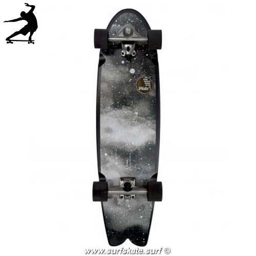 Surfskate Slide Neme Pro Model Spacial 35""