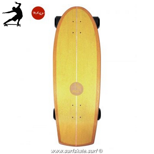 surfskate slide quad sunset top