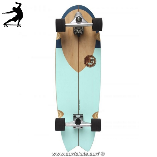 Surfskate Slide Swallow Noserider 33""