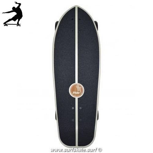 surfskate slide joyful splatter top
