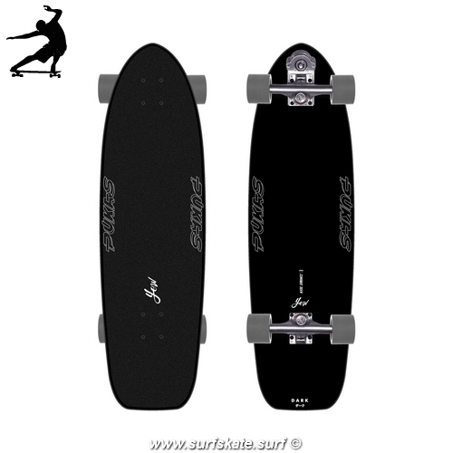 Surfskate Yow Pukas Dark Signature Series 34,5""