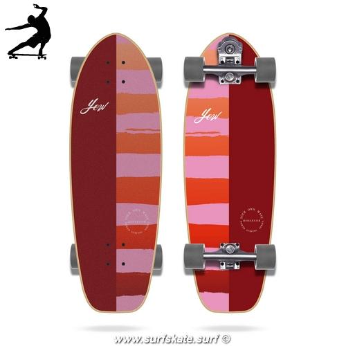 """Surfskate Yow Hossegor 29"""" Power Surfing Series"""