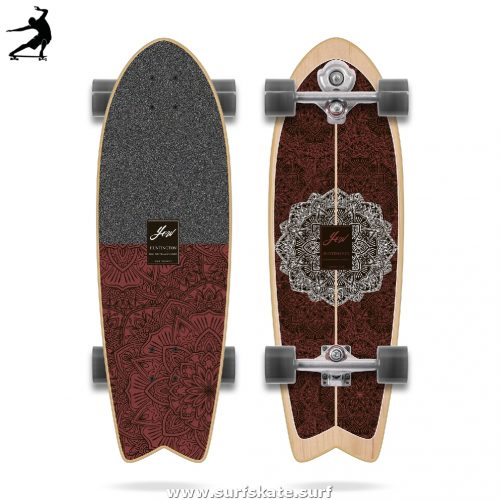 """Surfskate Yow Huntington 30"""" Power"""
