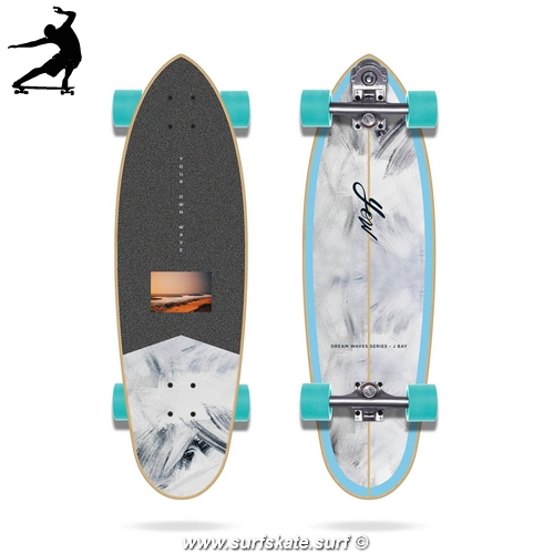 "Surfskate Yow J-Bay 33"" Dream Waves Series"