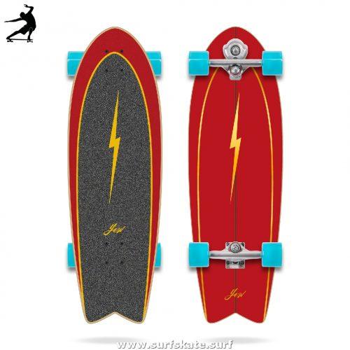 yow surfskate pipe