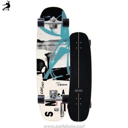 Surfskate Carver Carson Proteus