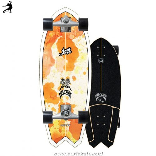 """SurfSkate Carver Lost Hydra 29"""" CX"""