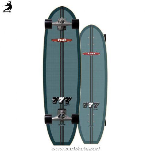 surfskate carver tyler 777 cx