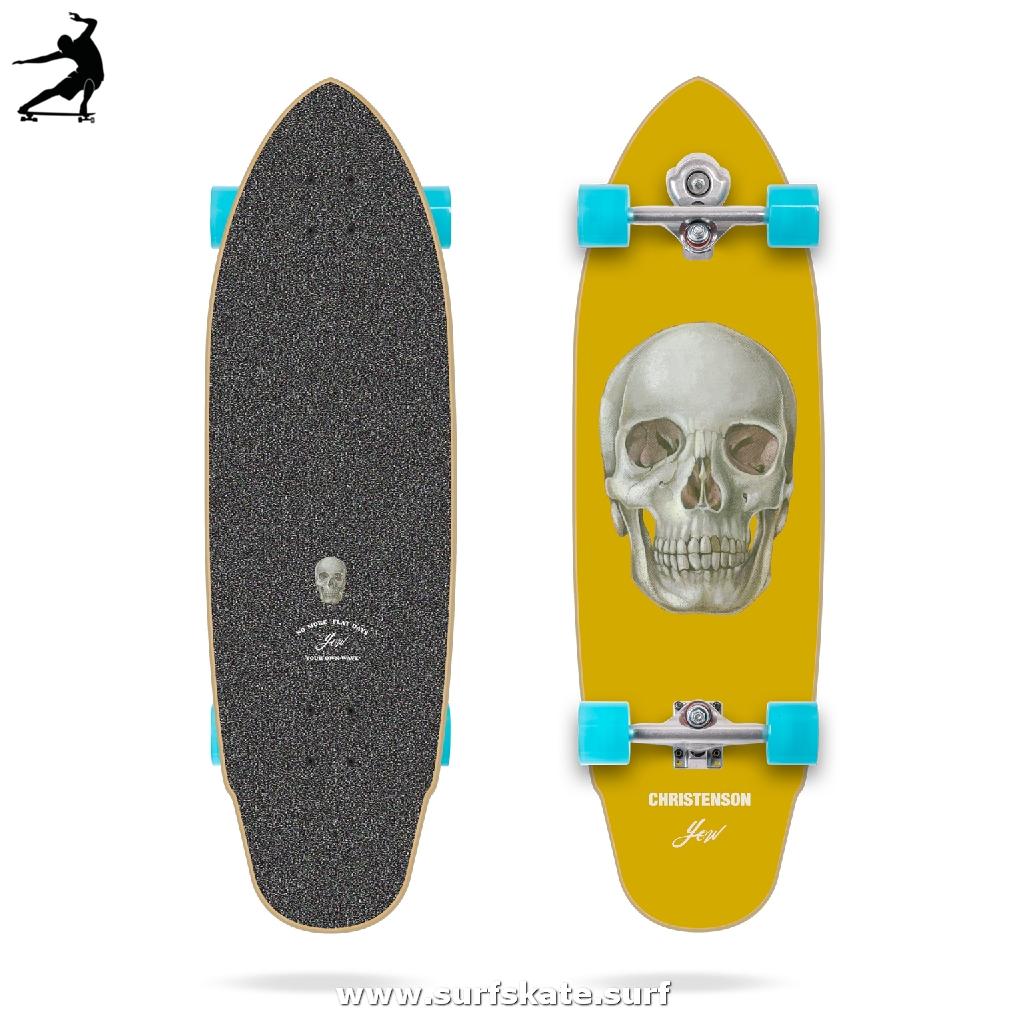 Surfskate Yow Christenson Lane Splitter