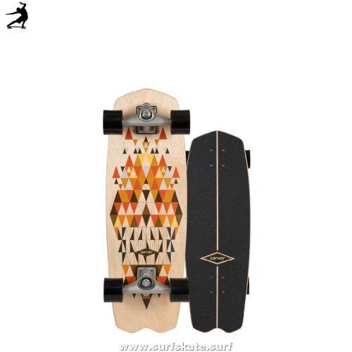 surfskate carver spectra cx f